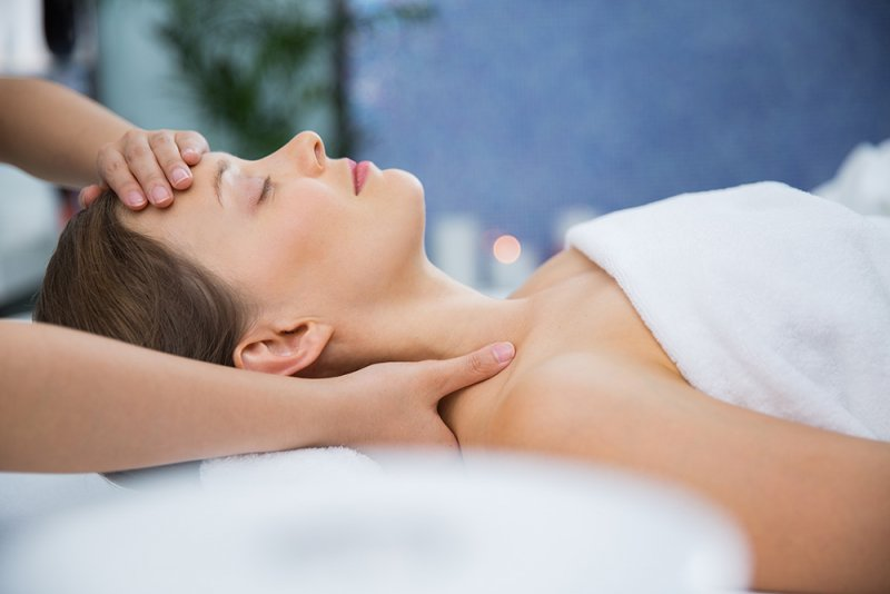 Gift card for a relaxation massage, 2 x 80 min + private whirlpool for two, 50 min - Ostrava